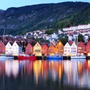Bergen, Norway. Photo credit: Cn0ra, Cn0ra
